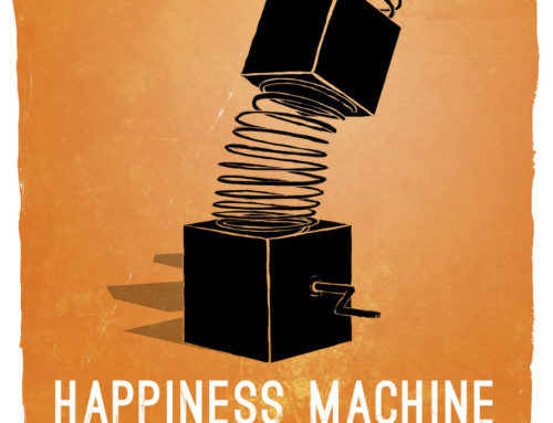 Happiness Machine – The program booklet